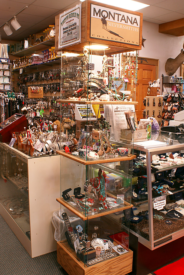West 20 store interior